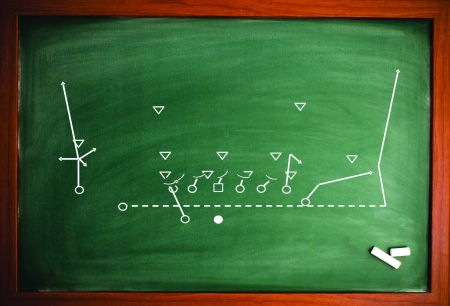American Football Monthly - The Spread Wing-T Passing Game – Using ...